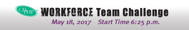 WORKFORCE Team Challange May 18, 2017
