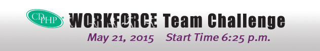 WORKFORCE Team Challange May 21, 2015